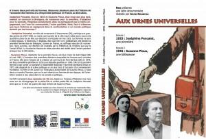 Jacquette DVD Aux urnes